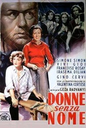 Women Without Names (1950 film) - Image: Donne senza nome