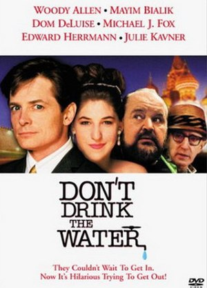 Don't Drink the Water (1994 film) - Image: Dont Drink the Water 1994