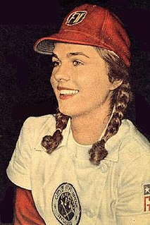 Dorothy Schroeder American baseball player