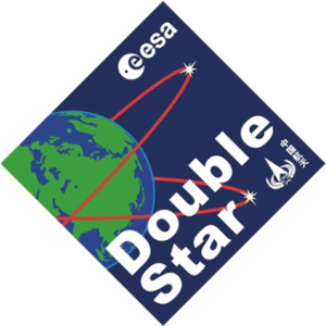 Double Star (satellite) - Image: Double Star insignia