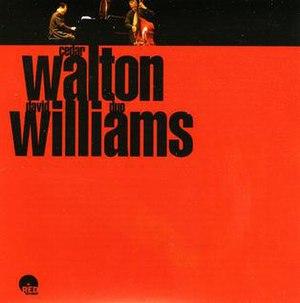 Duo (Cedar Walton and David Williams album) - Image: Duo (Cedar Walton and David Williams album)