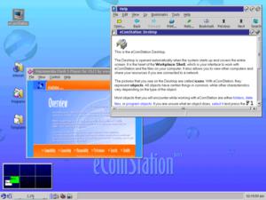 EComStation - Image: E Com Station