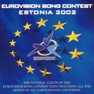 Eurovision Song Contest 2002 - Image: ESC 2002 alternative album cover