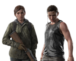 List Of The Last Of Us Part Ii Characters Wikipedia