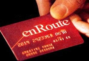 EnRoute (credit card) - enRoute card