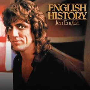 English History (album) - Image: English History by Jon English