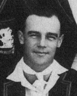 Errol Holmes English cricketer