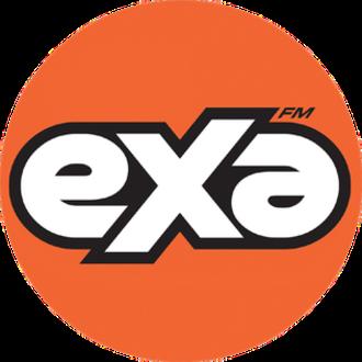 MVS Radio - Image: Exa FM logo