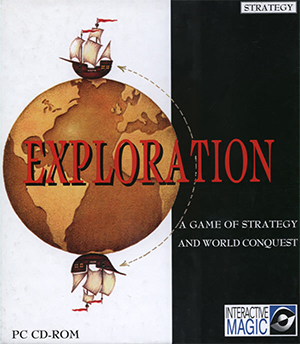 Exploration (video game) - Image: Exploration Coverart
