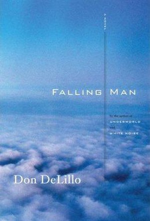 Falling Man (novel) - Cover to the first edition