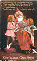 Father Christmas, Tuck Photo Oilette postcard 1919, front.jpg