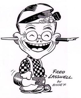 Fred Lasswell American cartoonist