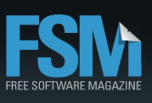 Free Software Magazine - Image: Free Software Magazine Logo