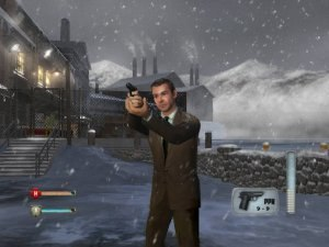 From Russia with Love (film) - Image: From Russia with Love video game screenshot