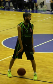 Ioannis Gagaloudis Greek basketball player