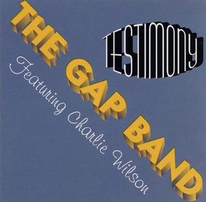Testimony (The Gap Band album) - Image: Gap Band 1994 album