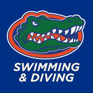 Florida Gators swimming and diving - Image: Gators swimming & diving logo