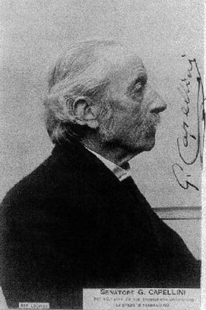 Giovanni Capellini - Image: Giovanni Capellini