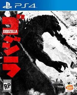 <i>Godzilla</i> (2014 video game) 2014 video game
