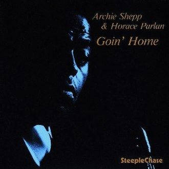 Goin' Home (Archie Shepp and Horace Parlan album) - Image: Goin' Home (album) coverart