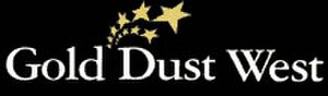 Gold Dust West Hotel and Casino - Image: Gold dust west logo