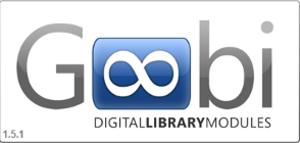 Goobi - Image: Goobi logo