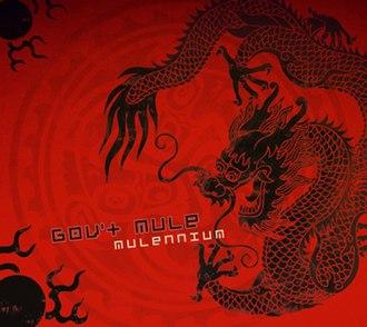 Mulennium - Image: Gov't Mule Mulennium