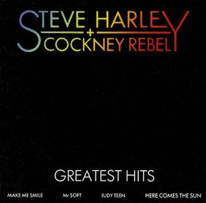 Greatest Hits (Steve Harley and Cockney Rebel album) - Image: Greatest Hits (Steve Harley and Cocknet Rebel album)