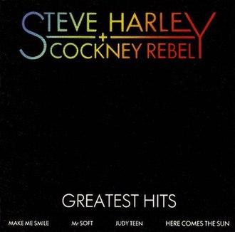 Greatest Hits (Steve Harley and Cockney Rebel album) - Image: Greatest Hits (Steve Harley and Cocknet Rebel album)