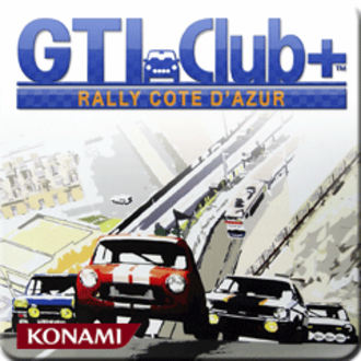 GTI Club+: Rally Côte d'Azur - PlayStation Store icon