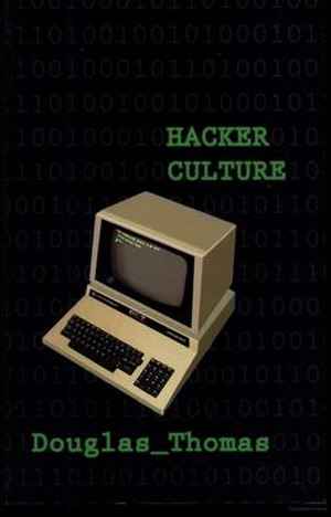 Hacker Culture - Image: Hacker Culture book cover