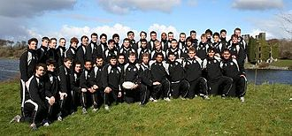 Harvard Crimson - Harvard rugby in Ireland