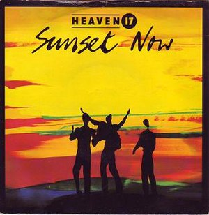 Sunset Now - Image: Heaven 17 sunset now virgin