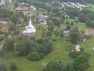 Andrioniškis - Image: Helikopteris (6)