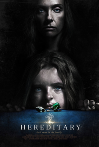 Hereditary (film) - Theatrical release poster