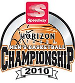 Horizon League 2010 Mens Basketball tournament logo.jpg