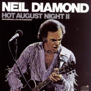 Hot August Night II - Image: Hot August Night 2 cover