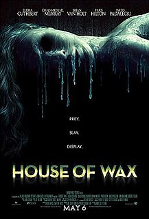 <i>House of Wax</i> (2005 film) 2005 film by Jaume Collet-Serra