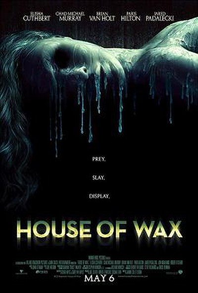 Picture of a movie: House Of Wax