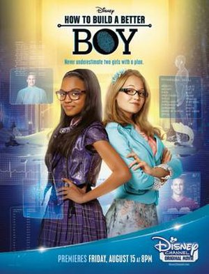 How to Build a Better Boy - Promotional poster