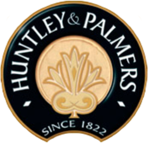 Huntley & Palmers - Image: Huntley & Palmers logo