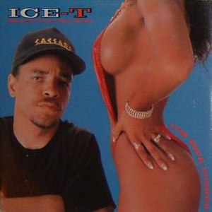 I'm Your Pusher (Ice-T song) - Image: I'm Your Pusher single