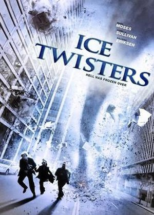 Ice Twisters - Promotional poster