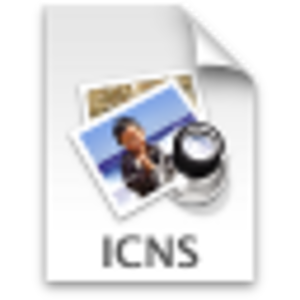Apple Icon Image format - ICNS icon.