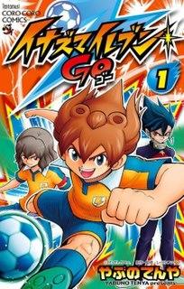 <i>Inazuma Eleven GO</i> (manga) 2011 manga and anime