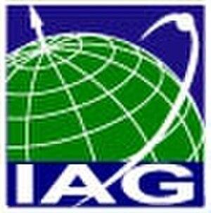 International Association of Geodesy - Image: International Association of Geodesy (logo)