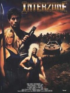 <i>Interzone</i> (film) 1987 Italian sci-fi action film