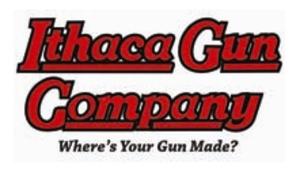 Ithaca Gun Company - Image: Ithaca Gun Company logo