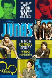 Image Result For Jonas Tv Series Wikipedia