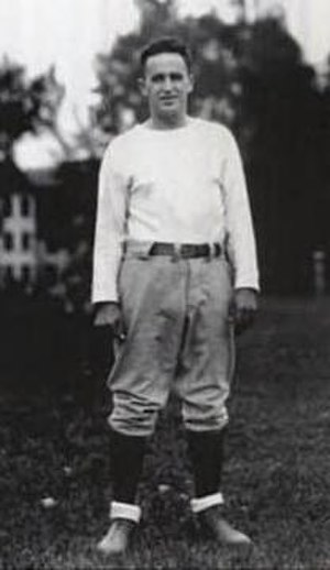 Jackson Cannell - Cannell at Dartmouth in the 1910s